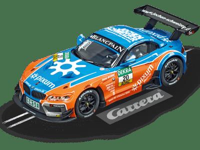 BMW Z4 GT3 Schubert Motorsport No.20 Blancpain 2014 20030744 Carrera Digital 132