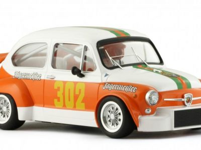 BRM 085 - Fiat Abarth 1000 TCR Team Jägermeister No 302