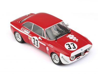 BRM Alfa Romeo Giulia GTA 1300 No. 33 - BRM 105