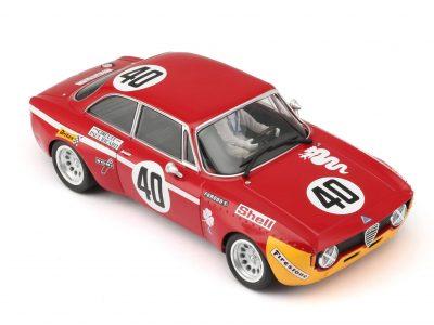 BRM Alfa Romeo Giulia GTA 1300 No. 40 - BRM 106
