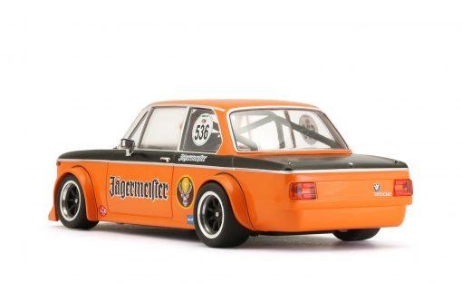 BRM BMW 2002 Jägermeister - BRM114 Heckansicht
