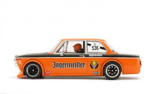 BRM BMW 2002 Jägermeister - BRM114 Seitenansicht