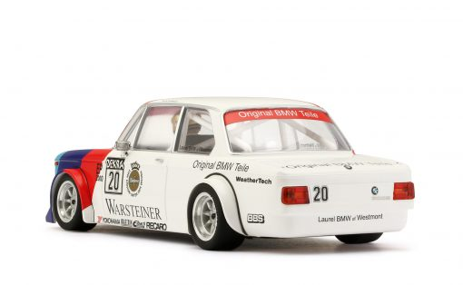 BRM BMW 2002 Warsteiner- BRM115 Heckansiocht
