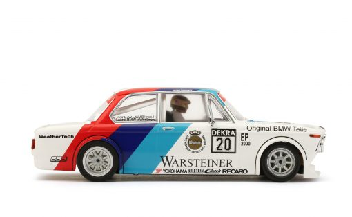 BRM BMW 2002 Warsteiner- BRM115 Seitenansicht