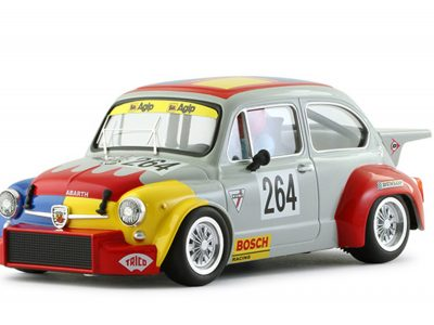 BRM Fiat Abarth 1000 TCR No 264