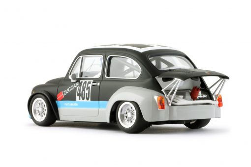 BRM Fiat Abarth 1000 TCR No. 485 BRM084 Heck