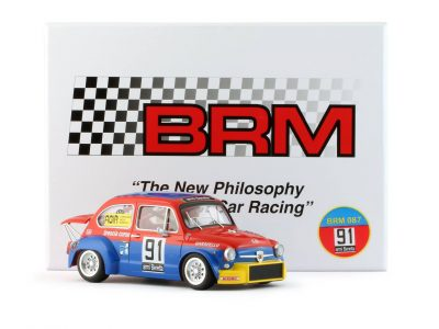 BRM Fiat Abarth 1000 TCR No. 91 BRM087 Box