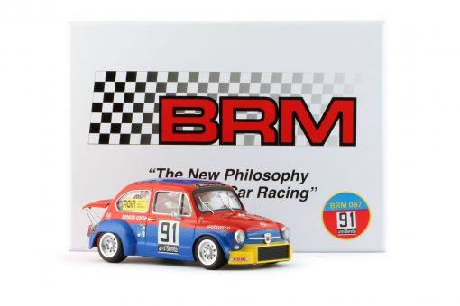 BRM Fiat Abarth 1000 TCR No. 91 BRM087 Box