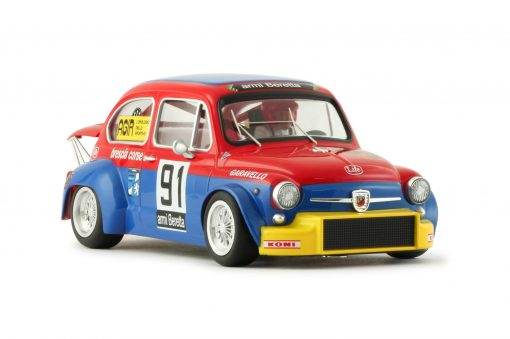 BRM Fiat Abarth 1000 TCR No. 91 BRM087 Front