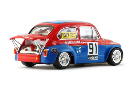 BRM Fiat Abarth 1000 TCR No. 91 BRM087 Heck