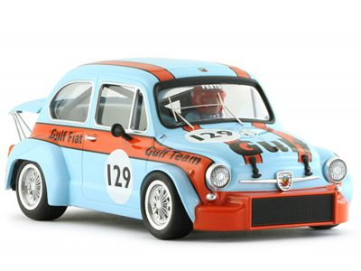 BRM Fiat Abarth 1000 TCR Team Gulf No 129