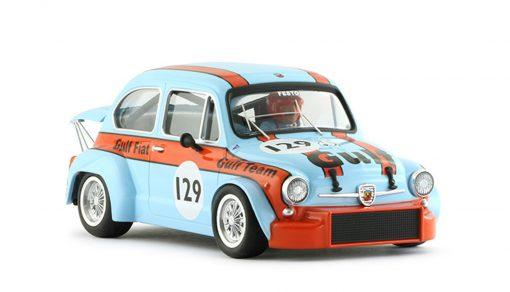 BRM Fiat Abarth 1000 TCR Team Gulf No 129
