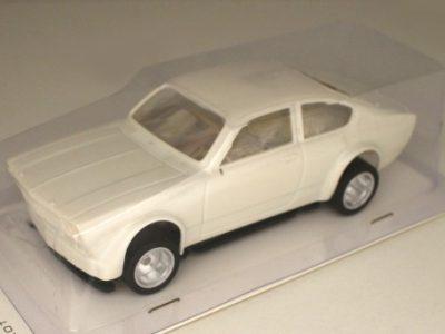 BRM Opel Kadett Whitekit Typ B - BRM101B
