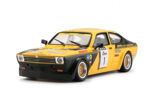 BRM Opel Kadett gelb