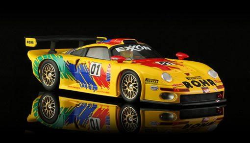 BRM Porsche GT1 Mosport 1997 No. 01 - BRM0046
