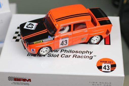 BRM Renault Gordini 124 43 BRM 081