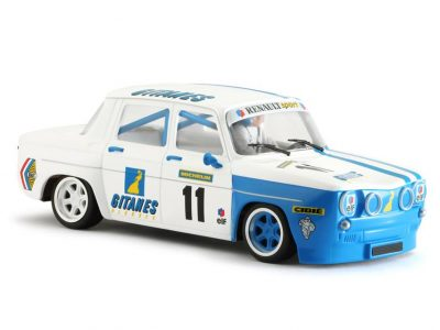 BRM Renault R8 Gordini 11 BRM 093 124 Slotcar