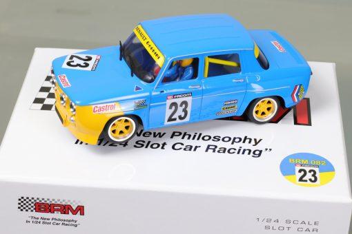 BRM Renault R8 Gordini 23 BRM 082