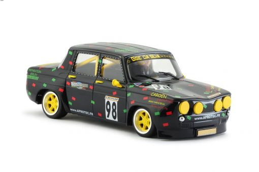 BRM Renault R8 Gordini 98 BRM 080 124 Slotcar