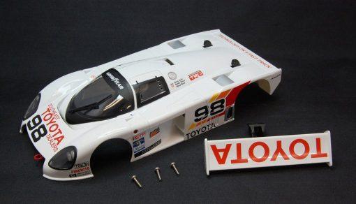 BRM Toyota 88C Daytona 1989 No. 98