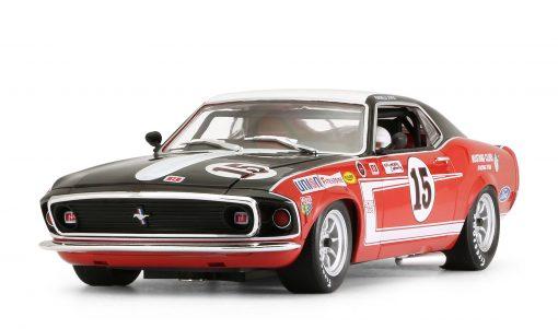 BRM117 Mustang BOSS 302 n.15 1969 - Parnelli Jones