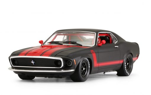 BRM119 Mustang BOSS 302 1969 - BRM BLACK EDITION