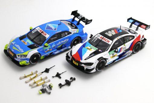 Bundle BMW M4 DTM und Audi RS 5 DTM R.Frijns Carrera Digital 132 - 30881 und 30880