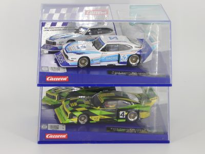 Bundle Ford Capri Zakspeed Turbo Sachs Sporting 30831 und Jürgen Hamelmann-Team 30832