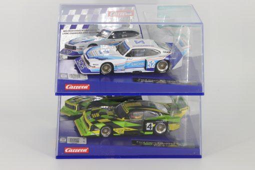 Bundle Ford Capri Zakspeed Turbo Sachs Sporting 30831 und Jürgen Hamelmann-Team 30832