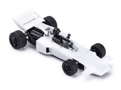Lotus 72 - White kit CAR02z