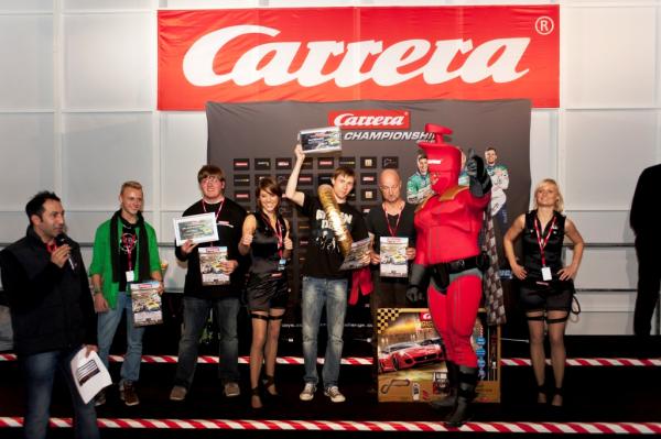Frankenpower beim Finale der  Carrera Challenge Tour 2011