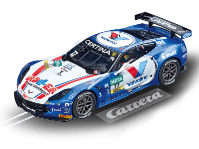 CHEVROLET CORVETTE C7.R CALLAWAY COMPETITION NO. 77 20023860 Carrera Digital 124