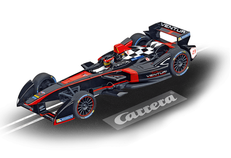 "Carrera Formula E Venturi Racing ""Nick Heidfeld, No. 23"""