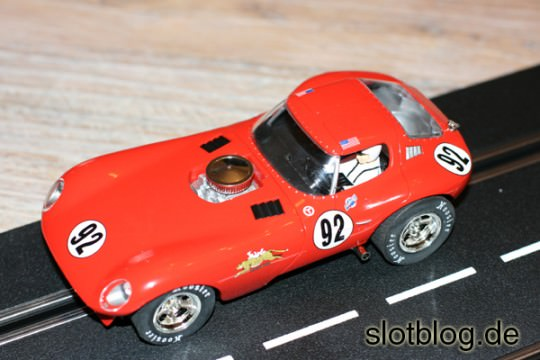 Carrera Titans Of Racing 23607 Cheetah '66