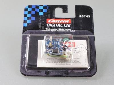 Carrera 26743 Digital 132 Decoder mit Blinkfunktion