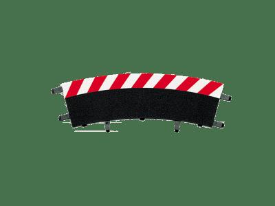 Carrera Außenrandstreifen für Steilkurve 2-30 Grad 20020562