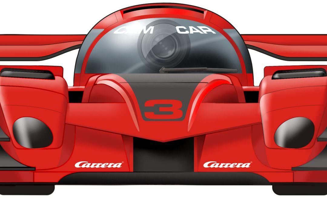 Carrera Cam Car für Digital 124
