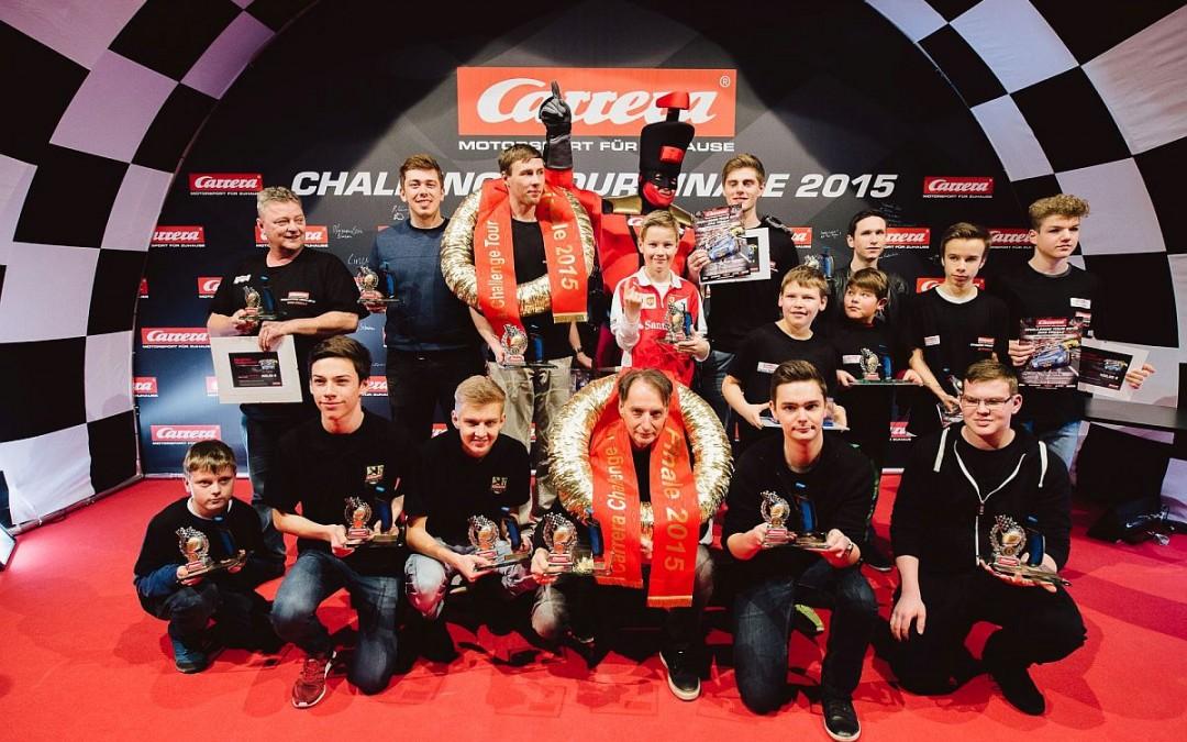 Finale der Carrera Challenge Tour 2015