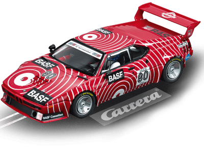 Carrera DIGITAL 124_BMW M1 PROCAR BASF NO.80, 1980