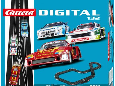 Carrera DIGITAL 132_DRM Retro Race_Verpackung