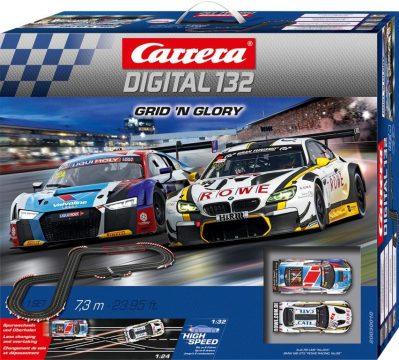 Carrera DIGITAL 132_Grid ´N Glory_Verpackung