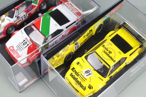 Carrera Digital 124 Bundle BMW M1 23842 und 23855