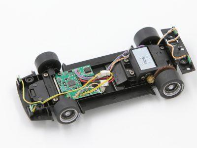 Carrera Digital 124 Fahrwerk mit Decoder BMW M1