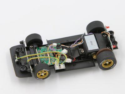 Carrera Digital 124 Fahrwerk mit Decoder Ferrari 512S