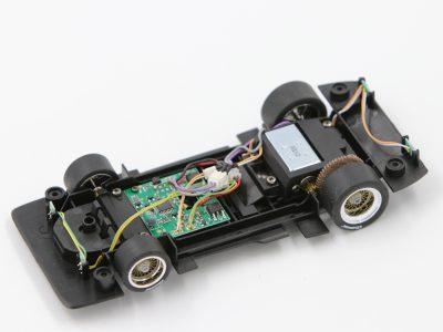 Carrera Digital 124 Fahrwerk mit Decoder Ford Capri