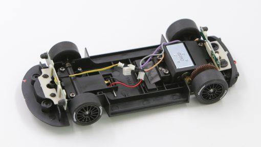 Carrera Digital 124 Fahrwerk ohne Decoder Audi R8 LMS M. Griffith Nr. 19 23861