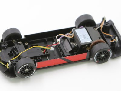 "Carrera Digital 124 Fahrwerk ohne Decoder Audi RS 5 DTM ""R.Rast, No.33"" 30879"