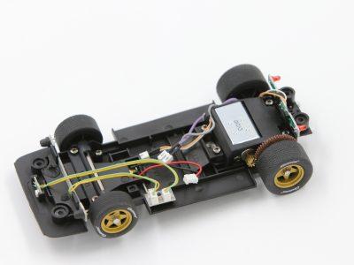 Carrera Digital 124 Fahrwerk ohne Decoder Ferrari 512S