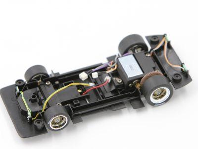 Carrera Digital 124 Fahrwerk ohne Decoder Ford Capri