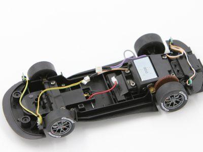 Carrera Digital 124 Fahrwerk ohne Decoder Ford GT Racecar